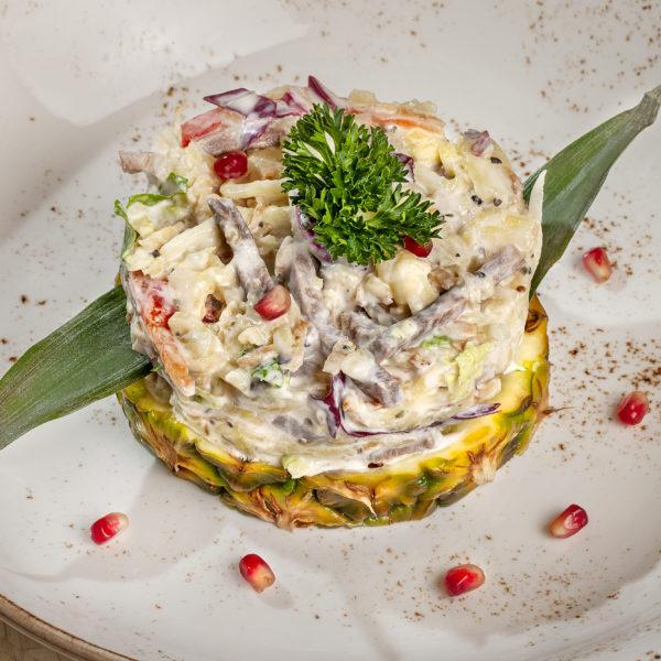 Salad «Lengua»