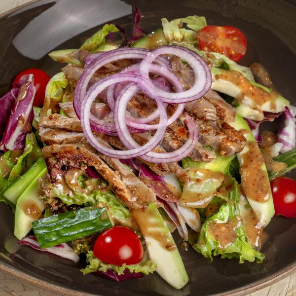 Стейк – салат «Гавана»