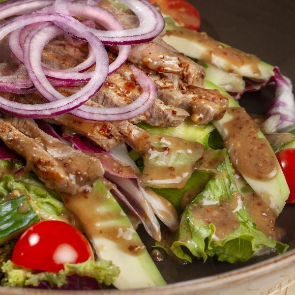 Steak-Salad «Havana»